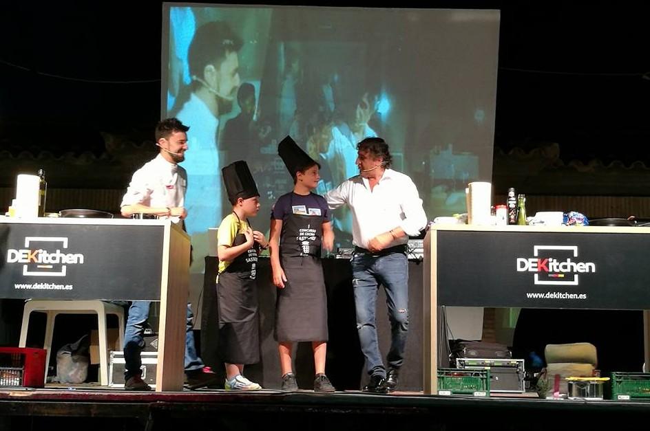 I concurso de cocina sastachef esescena - Concurso de cocina ...