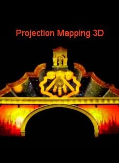 Projection Mapping 3D